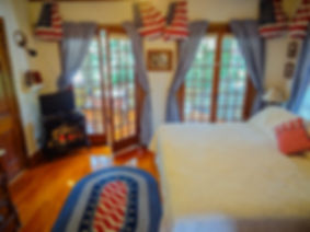 A room at Lake Ripley Bed and Breakfast