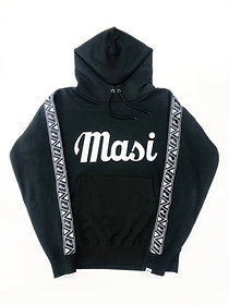 MASI WEAR Original Hoodie 【Black】