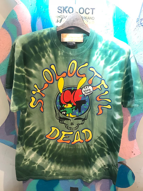 SKOLOCTFUL DEAD T-shirt