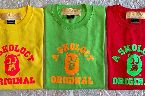 SKO APE TEE NEON COLOR