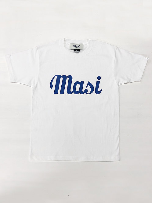 MASI WEAR Original T shirt【White】