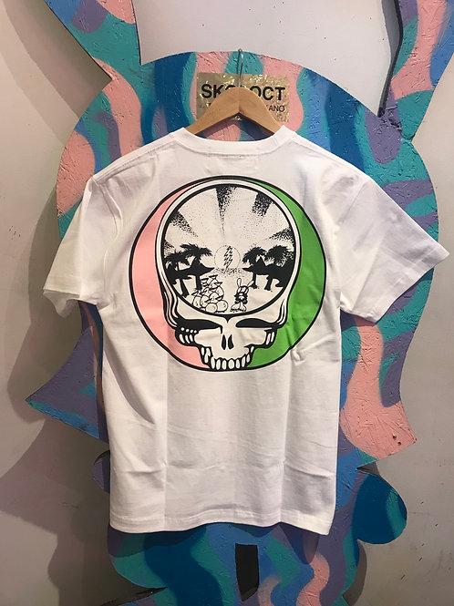 SKOFUL FACE  T-Shirts