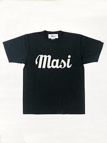 MASI WEAR Original T shirt【Black】