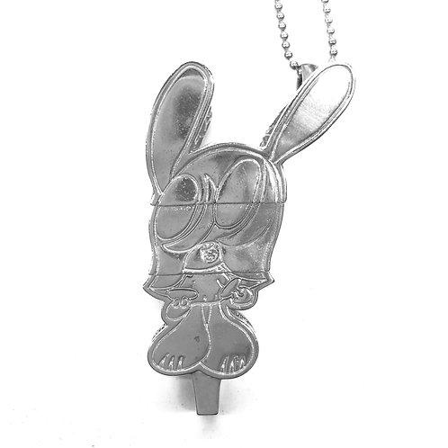 Sko clip chain necklace × END