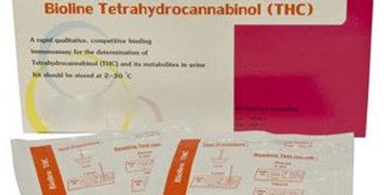 ชุดตรวจสารกัญชา (THC) ในปัสสาวะ สตริปเทส (แพ็ค5ซอง)