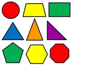 Math Mondays - Shapes