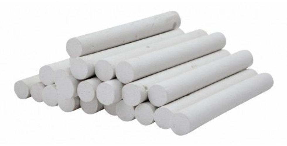 CHALK - WHITE - 100'S