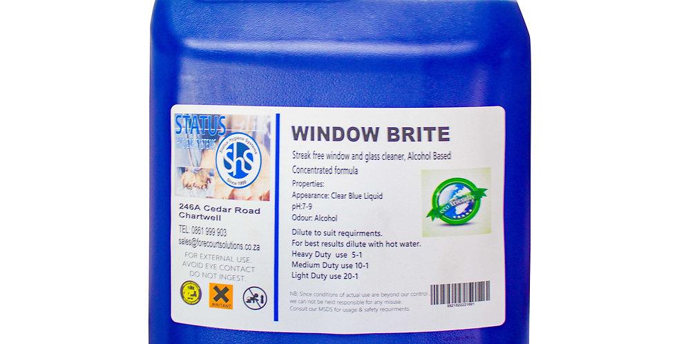 WINDOW BRITE