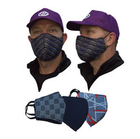 DELUXE PADDED FACE MASK