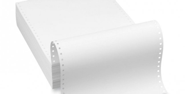 CONTINUOUS PAPER - 1 PLY