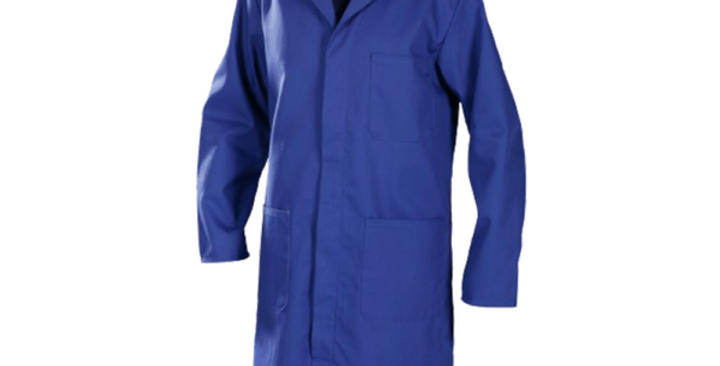 ROYAL BLUE DUST COAT
