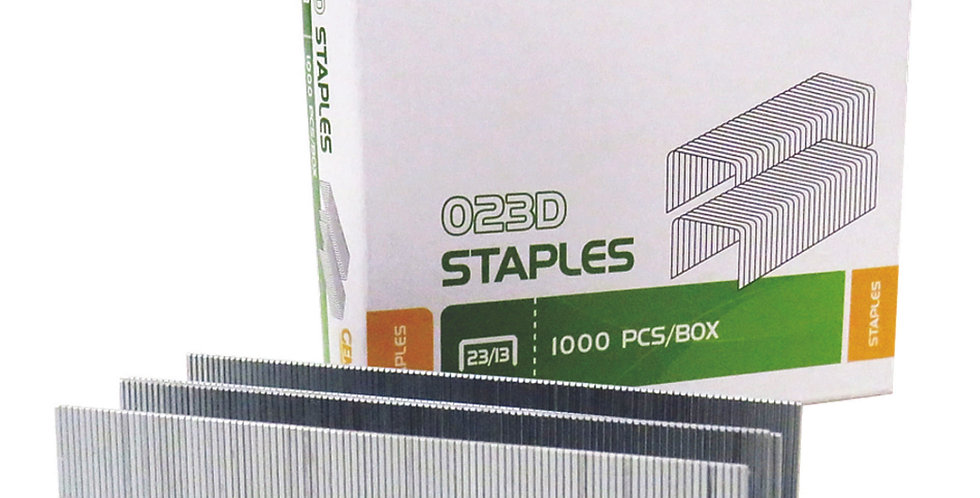 STAPLES 23/13 GENMES