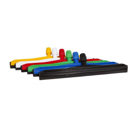 COLOUR CODED MUSTIK FLOOR SQUEEGEE