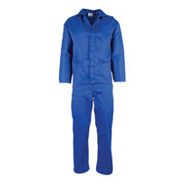 ROYAL BLUE - OVERALLS 2 PIECE
