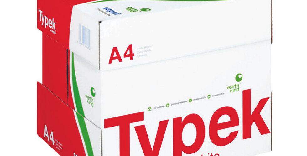 A4 PAPER - TYPEK