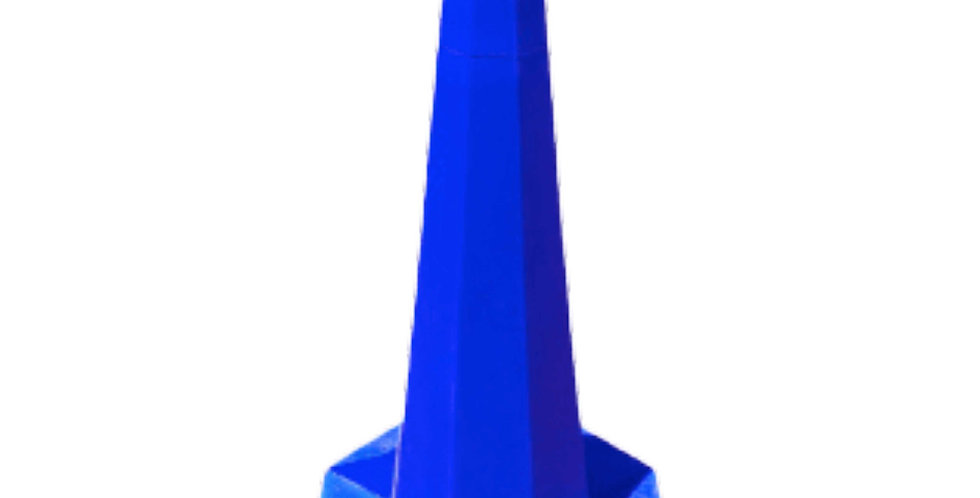 PVC TRAFFIC CONE - 1.75M