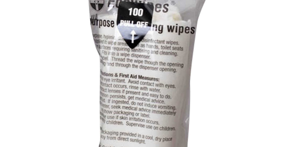 Econo Wipes - Toilet Seat Wipes