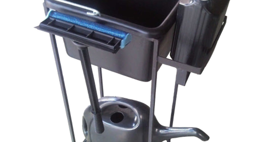 SQUEEGEE BUCKET STAND