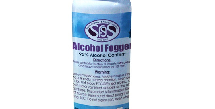 100ml ALCOHOL VEHICLE FOGGER