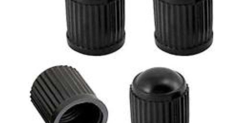 TYRE VALVE CAPS (PLASTIC)