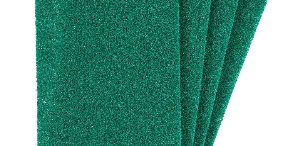 THINLINE GREEN HAND PADS 10PC