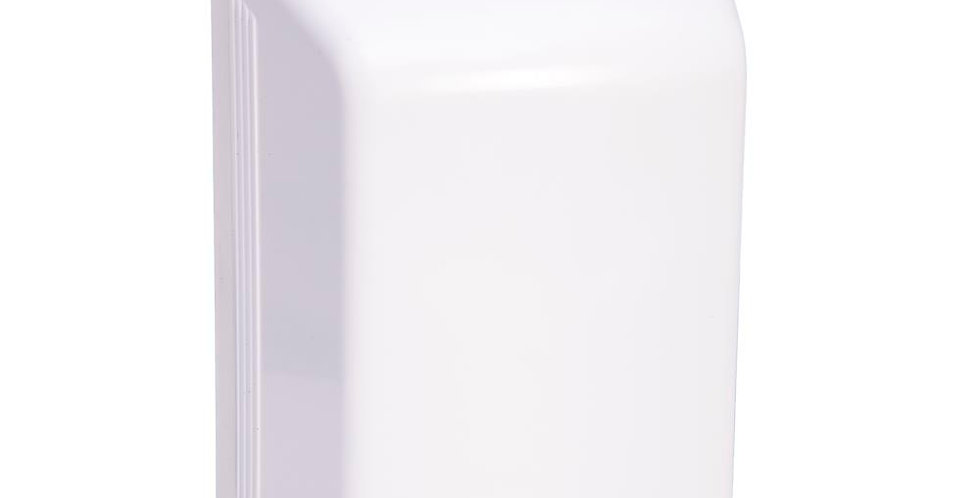 TOILET SEAT WIPE DISPENSER - PLASTIC