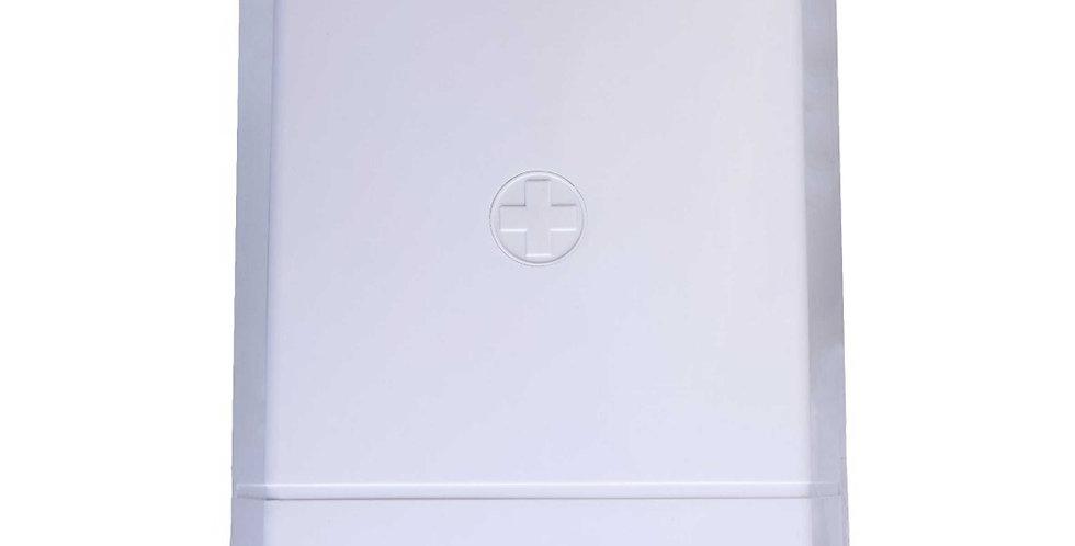 WALL BIN - PLASTIC