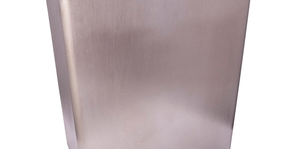 WALL BIN - STAINLESS STEEL
