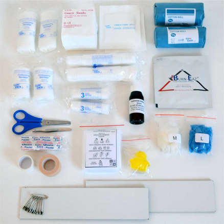 FACTORY FIRST AID KIT REFILLS