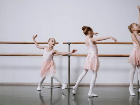 舞動藝術之美,肢體與聽覺的自小養成——兒童芭蕾