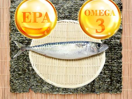 青魚に含まれるEPAがなぜか海苔にも!?