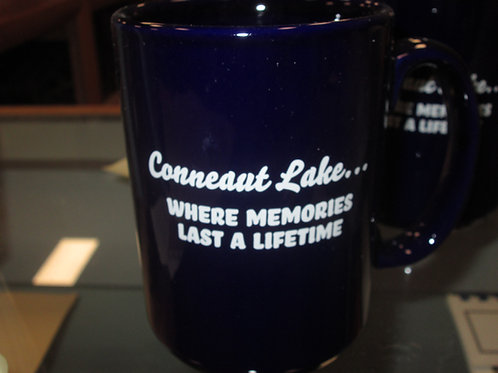 Conneaut Lake Ceramic Mug