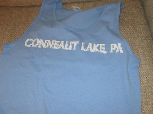 Conneaut Lake Tank Top