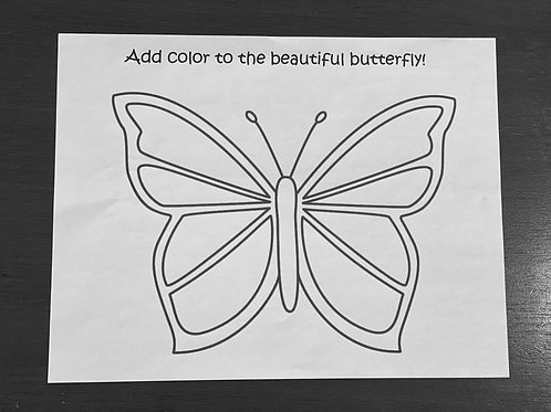 Butterfly-Placemat