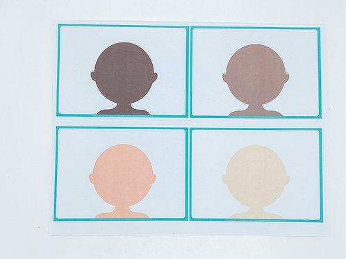 Make a Face-Placemat