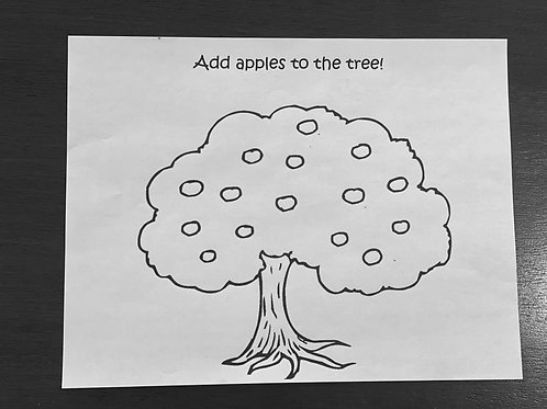 Apple Tree-Placemat