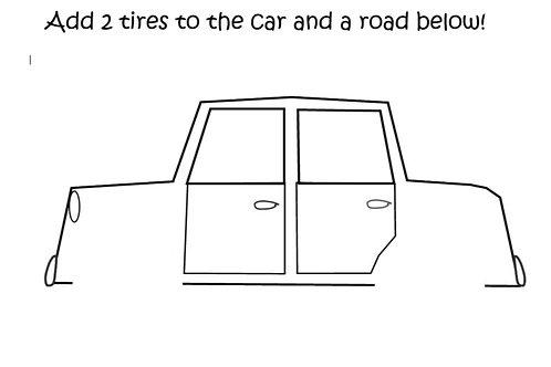 Car-Placemat