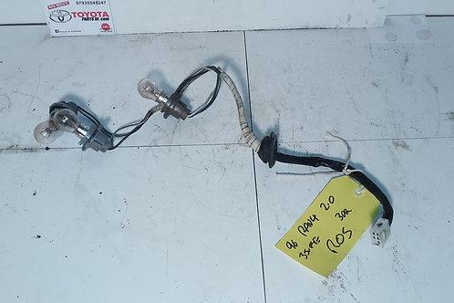 Mk1 Rav4 rear offside bulb holders 94 - 01