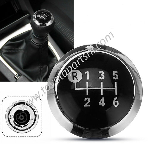T27 Toyota Avensis 6 speed gear shift knob cover cap