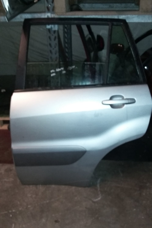 Rav4 rear nearside door silver 1D4 00 - 06