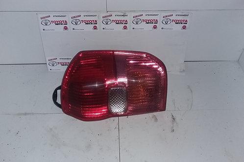 Rav4 offside rear light lens unit  03 - 06