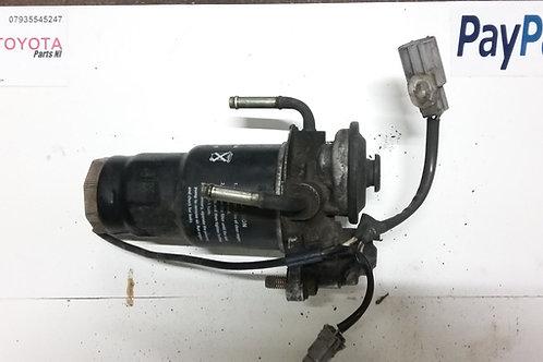 Avensis fuel primer / pump 2.0 d4d 03-09