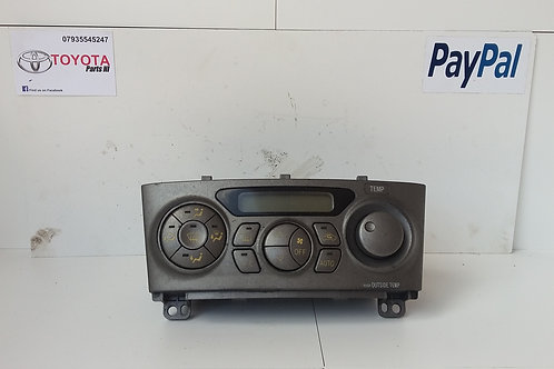 Gen7 Celica heater control unit 1.8 vvti 140 99-06