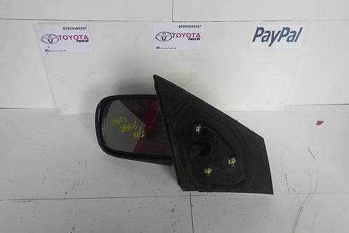 Mk1 Yaris nearside passengers side wing mirror