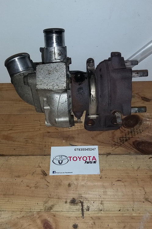 Corolla / Avensis turbo charger 2.0 d4d 1CD-FTV 02-05