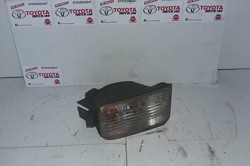 Rav4 front bumper near side indicator lens  02 - 06