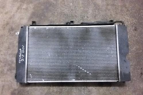 Corolla radiator 2.0 d4d 03-06