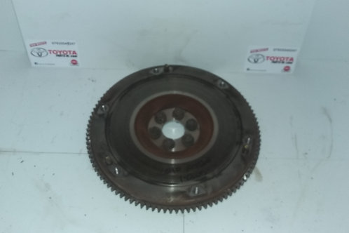 Aygo solid flywheel 1.0vvti