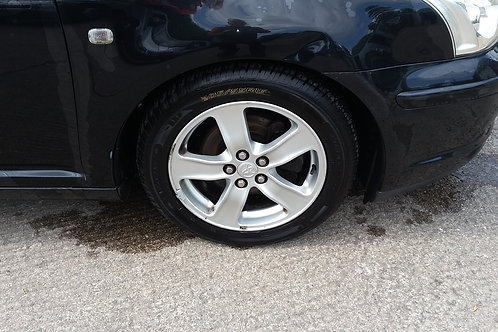 "Avensis 16"" T3X alloy wheels and tyres 5x100"