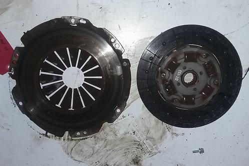 Rav4 clutch and pressure plate kit 2.0 d4d1cd-ftv